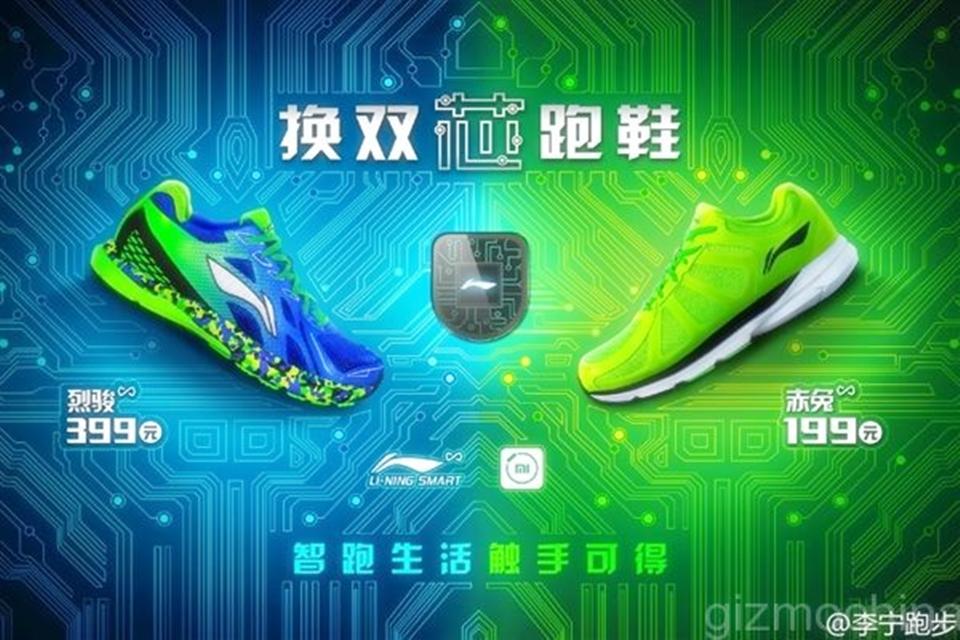 Imagem de Xiaomi anuncia tênis de corrida com sensores que se ligam ao seu smartphone no tecmundo