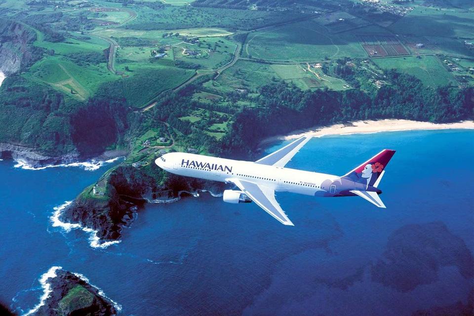 Imagem de Entenda o porquê de voos sobre o Pacífico terem a duração cada vez maior no tecmundo