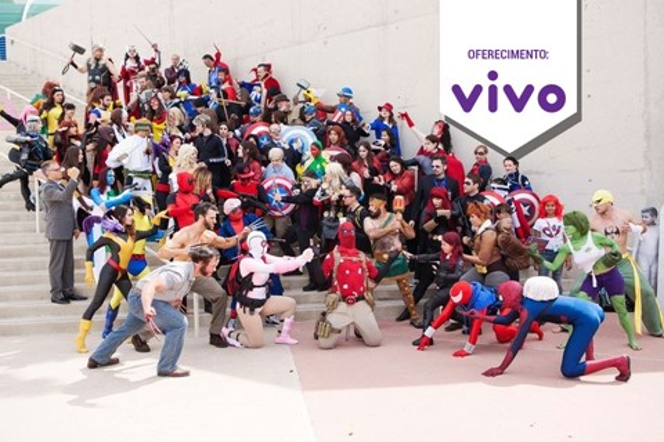 Imagem de Confira uma centena de imagens dos melhores cosplays da Comic-Con 2015 no tecmundo