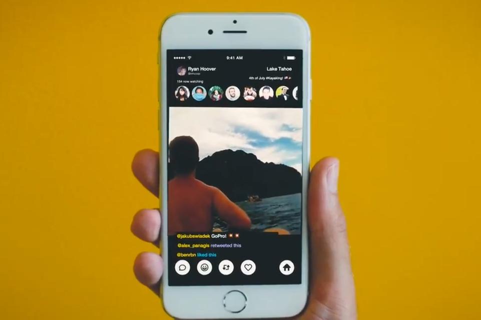 Imagem de Meerkat já permite transmissão de livestreams com câmeras GoPro no tecmundo