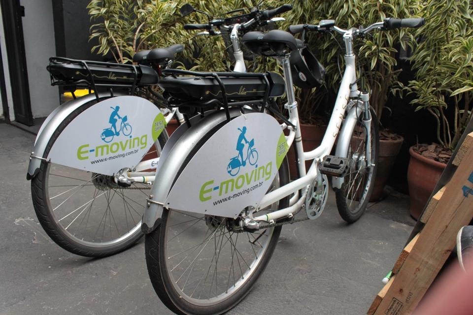 Imagem de Testamos o primeiro sistema de aluguel de bikes elétricas do Brasil no tecmundo