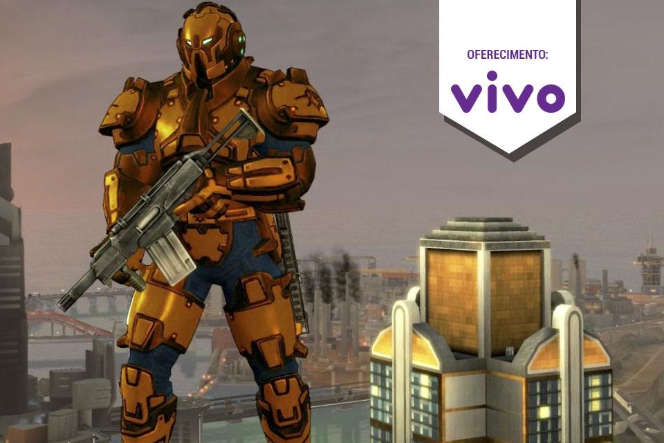 Imagem de Crackdown 3 será lançado em 2016; game usará processamento em nuvem no tecmundo