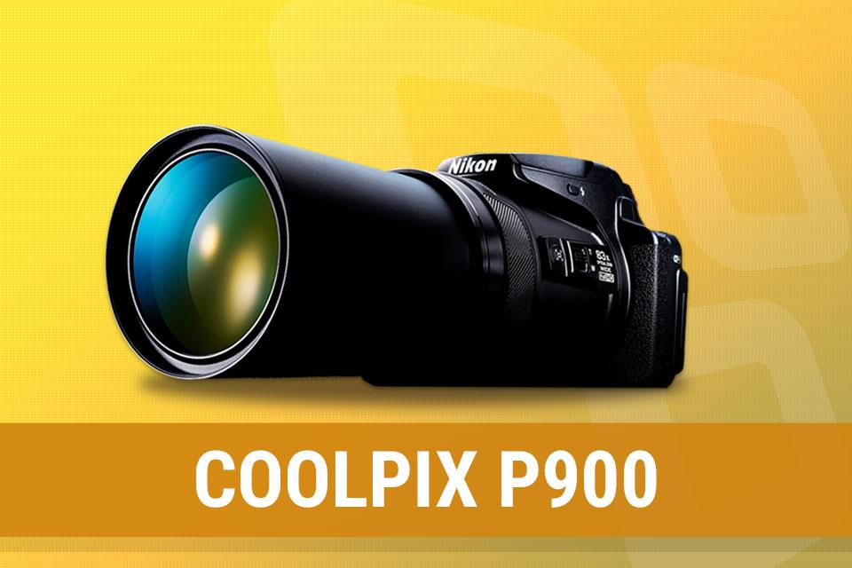 Imagem de Análise: Nikon COOLPIX P900, câmera fotográfica com um zoom insano [vídeo] no tecmundo