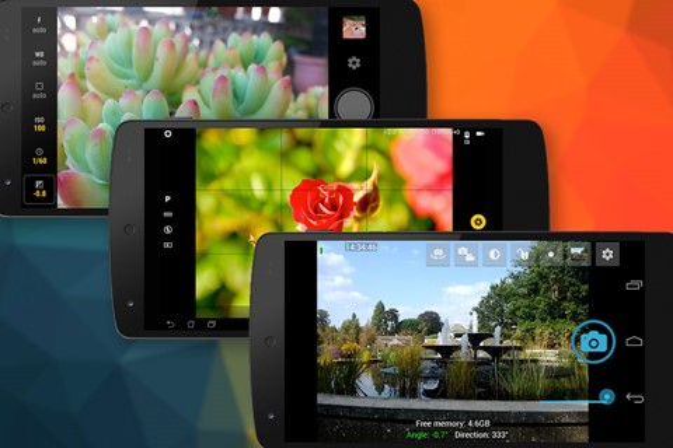 Imagem de 4 apps para Android Lollipop que habilitam os controles manuais da câmera  no tecmundo
