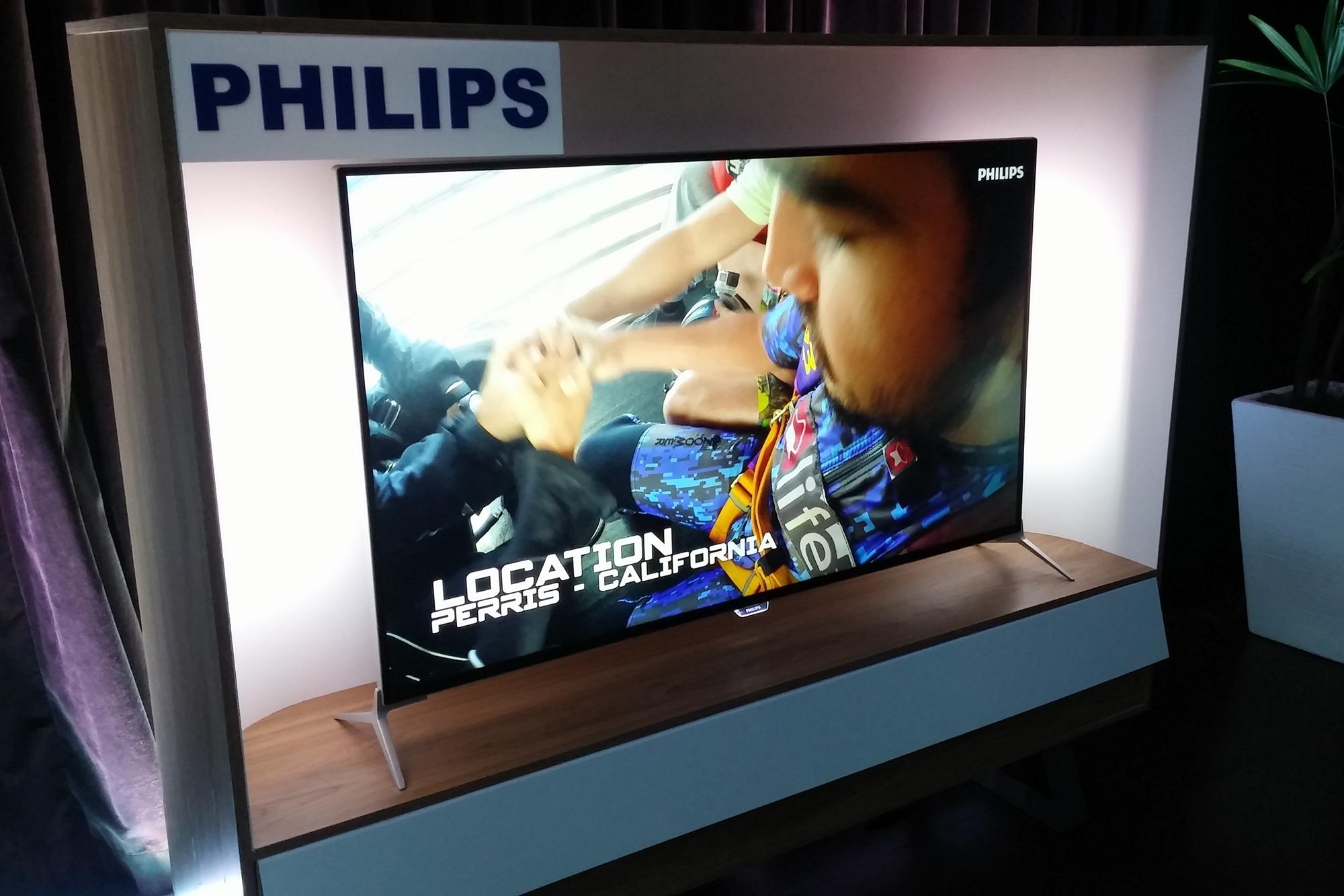 Imagem de Philips bate de frente com Sony e anuncia linha de Android TVs no tecmundo