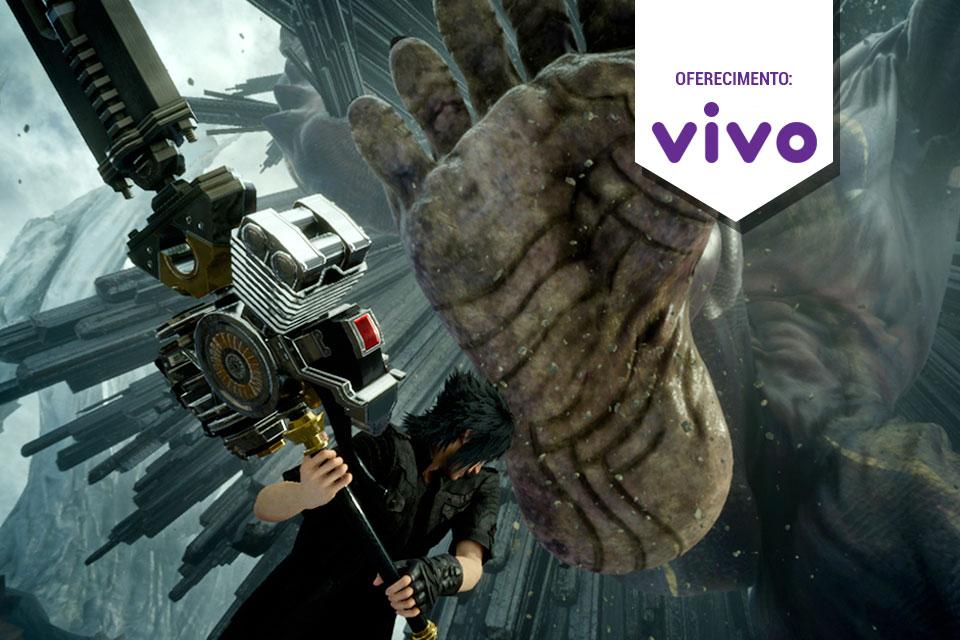 Imagem de FF XV já foi 65% desenvolvido; FF VII Remake não usará Luminous Engine no tecmundo