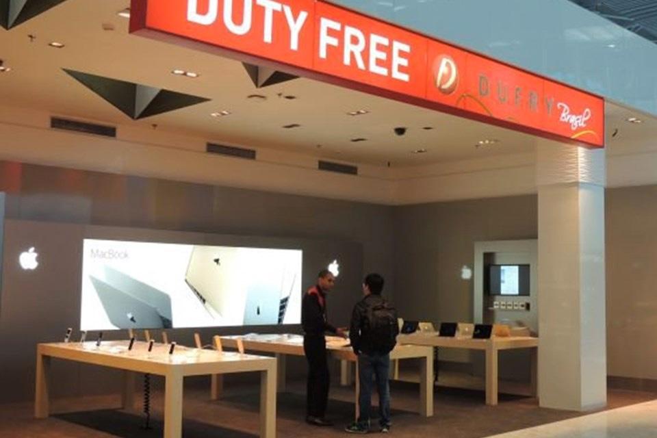 Imagem de Aeroporto de Guarulhos tem Duty Free com novo espaço dedicado à Apple no tecmundo