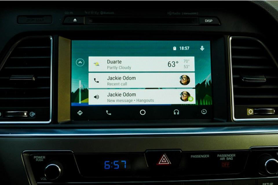 Imagem de Android Auto atualiza e recebe atalhos para facilitar o uso na estrada no tecmundo