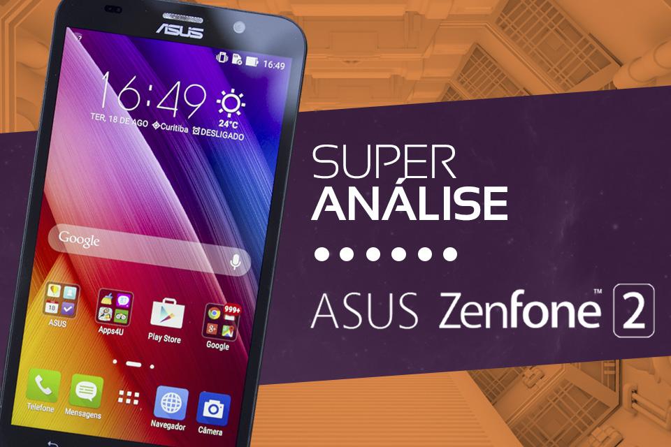 Imagem de Análise: smartphone ASUS Zenfone 2 [vídeo] no tecmundo