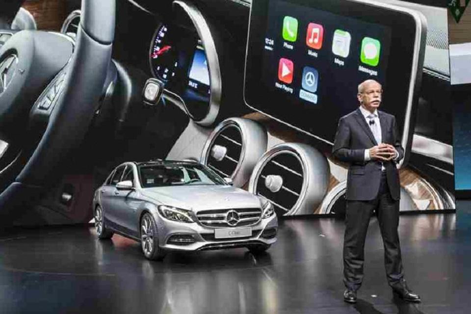 Imagem de Mercedes-Benz deve firmar parceria com Google e Apple no tecmundo