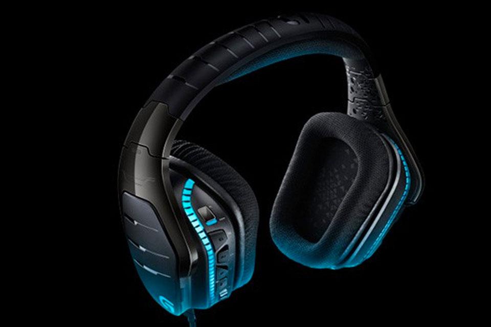 Imagem de Logitech lança headphones G633 e G933 Artemis Spectrum de 7.1 canais  no tecmundo