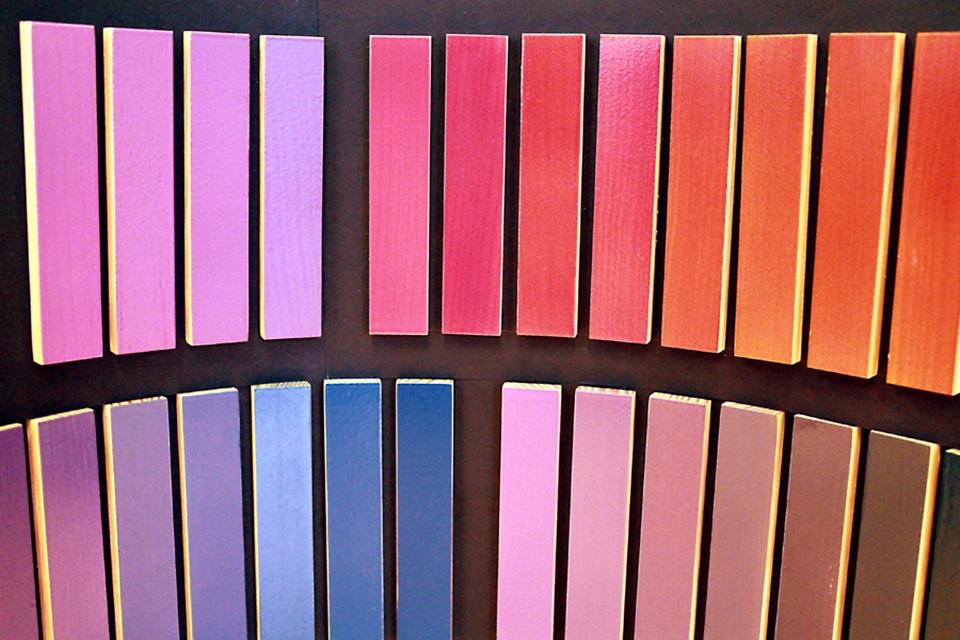 Imagem de Conheça o pigmento inteligente que muda de cor [vídeo] no tecmundo