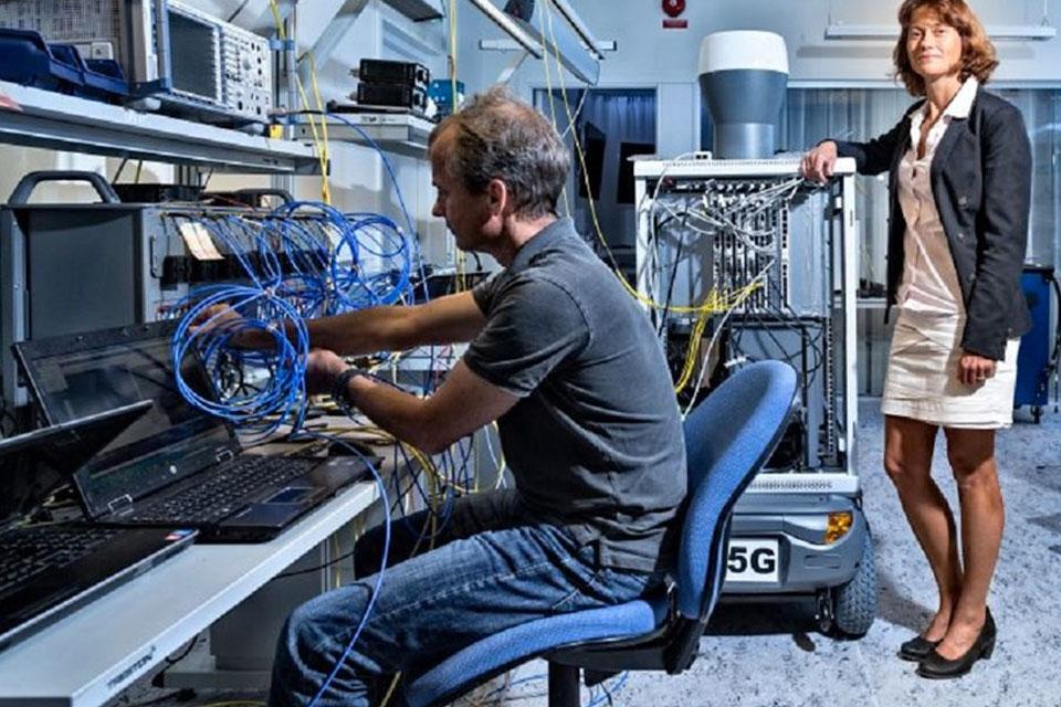 Imagem de Velocidade monstruosa: tecnologia 5G está sendo testada no tecmundo