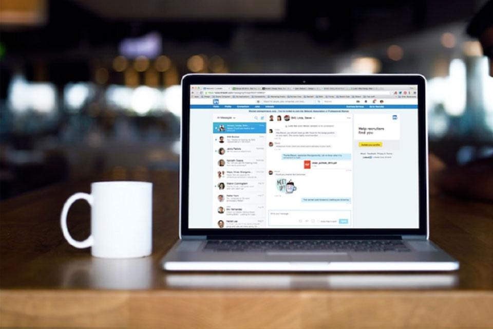 Imagem de Finalmente: LinkedIn está renovando o serviço de mensagens no tecmundo