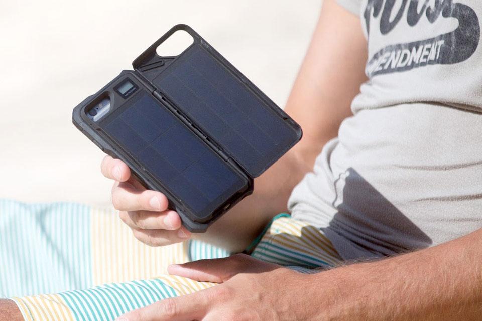 Imagem de Sunny: nova capa carrega iPhone com energia solar no tecmundo