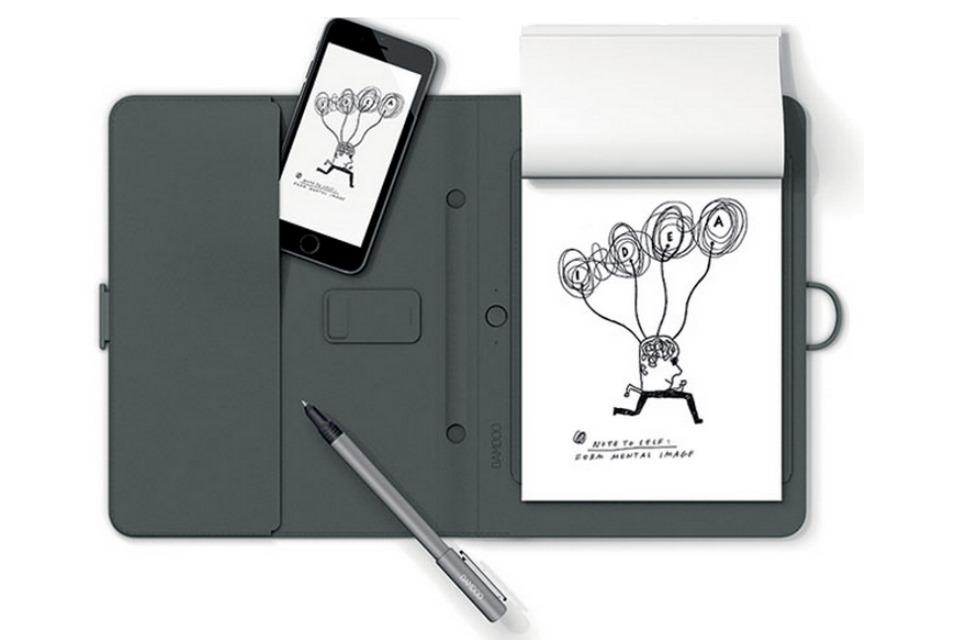 Imagem de Dispositivo da Wacom transforma seus rabiscos em notas digitais [vídeo] no tecmundo