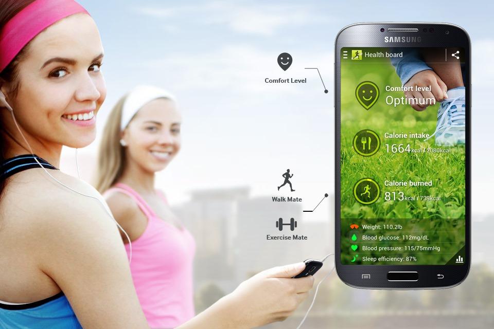 Imagem de Samsung libera app S Health para qualquer Android na versão KitKat ou maior no tecmundo