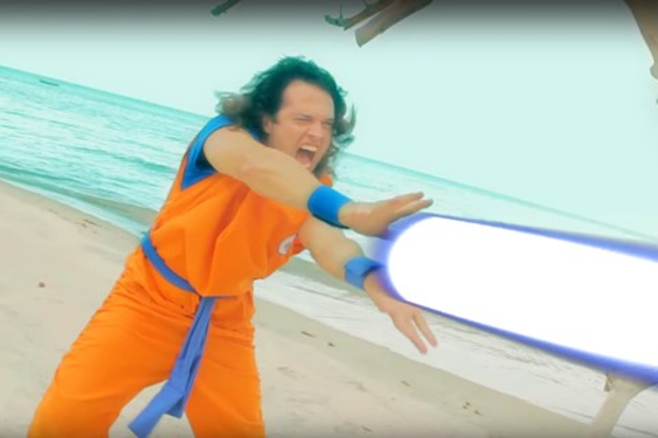 Imagem de Vou botar no seu Goku: veja esse melô nada incrível de Dragon Ball [vídeo] no tecmundo