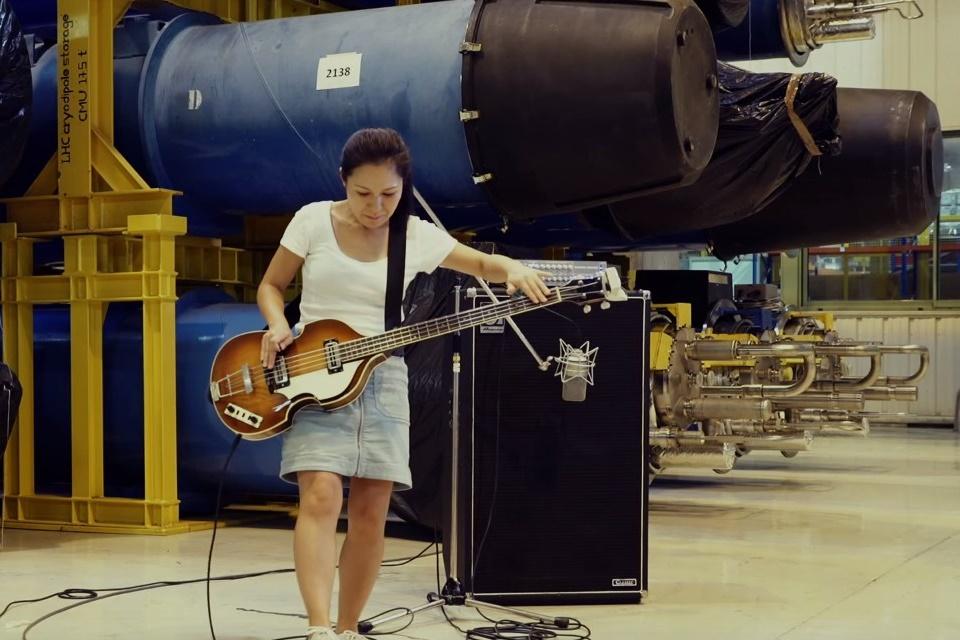 Imagem de Experiência musical: colisor LHC agora é palco de bandas indie [vídeo] no tecmundo