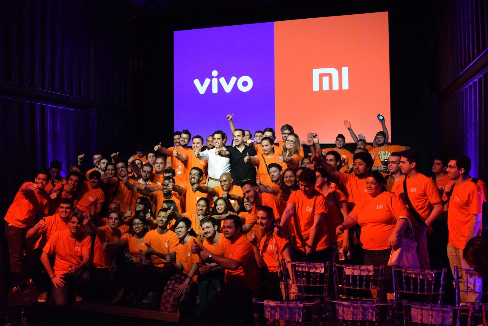 Imagem de Parceria entre Xiaomi e Vivo é oficializada em evento em São Paulo no tecmundo