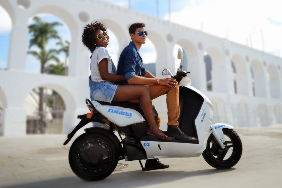 Imagem de Cooltra: testamos a scooter elétrica que você pode alugar no Brasil [vídeo] no tecmundo