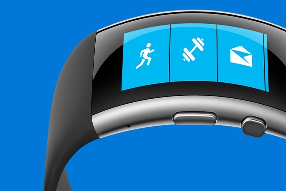 Imagem de Nova Microsoft Band tem tela curva, Cortana e ainda mais funções fitness no tecmundo
