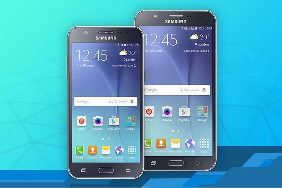 Imagem de Conheça os novos smartphones Samsung Galaxy J5 e Galaxy J7 [vídeo] no tecmundo