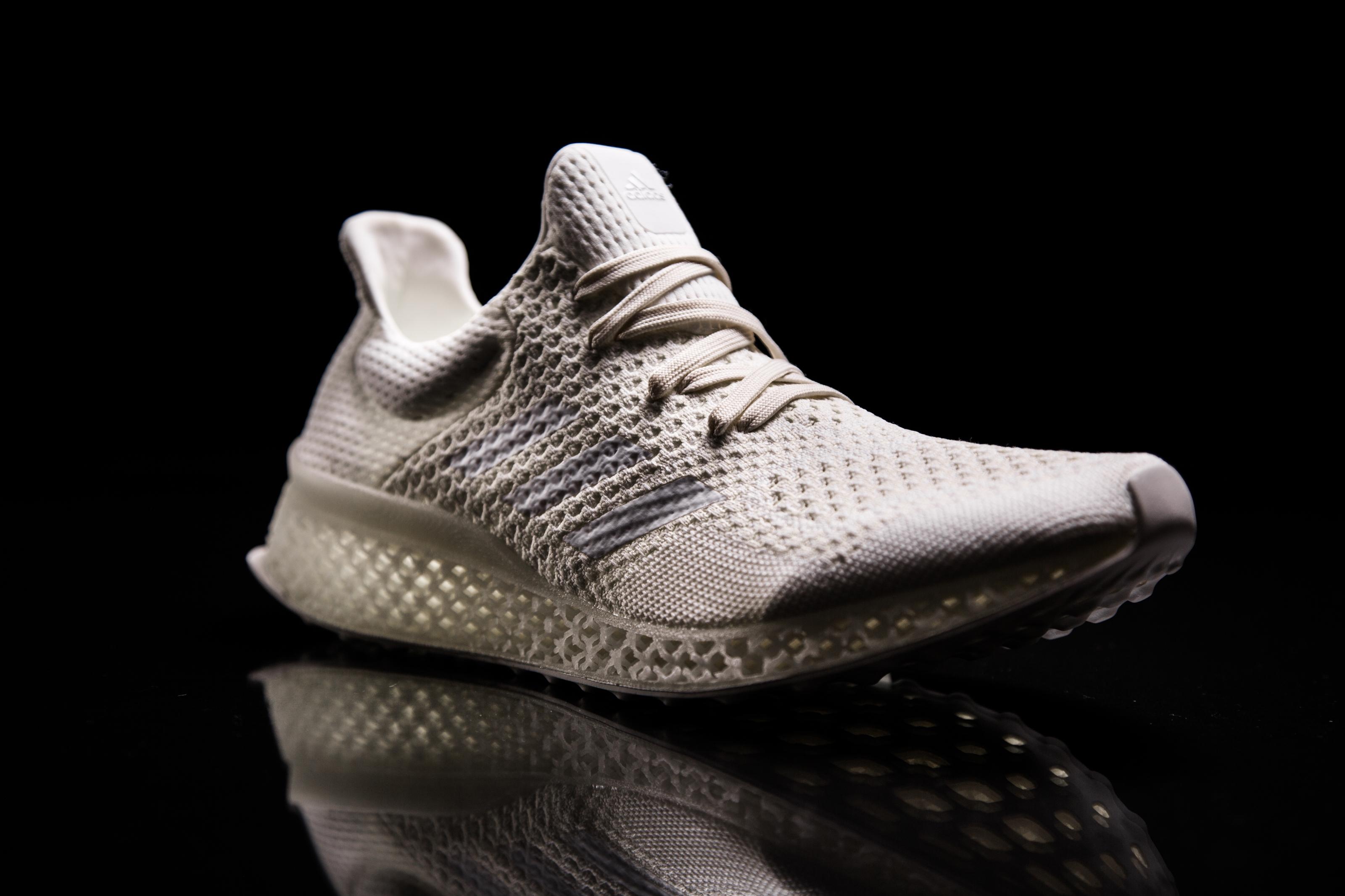 77152c6b32 Imagem de Futurecraft  Adidas quer imprimir tênis feitos sob medida para  você  vídeo