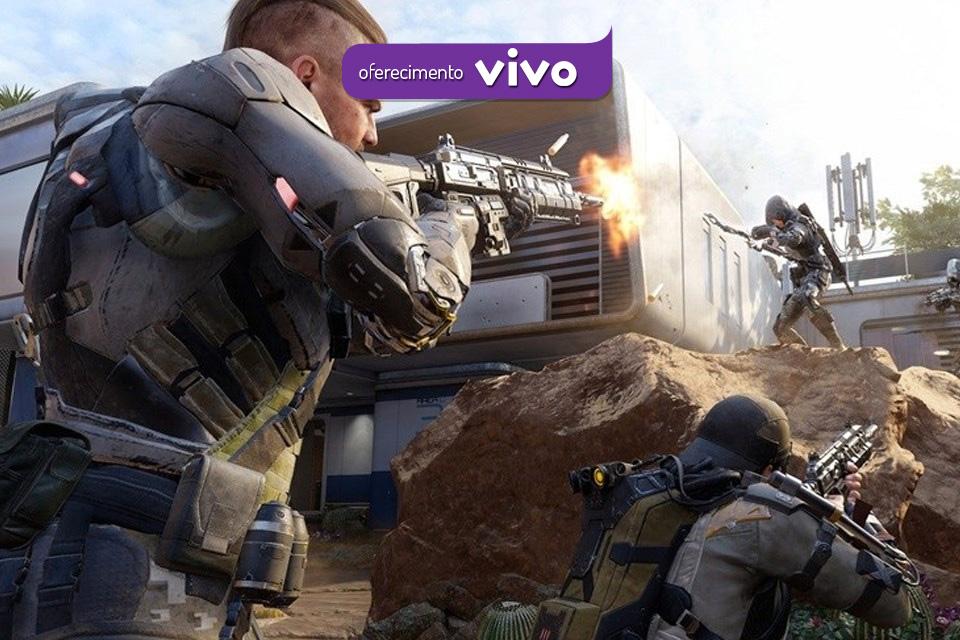 Imagem de Jogamos: CoD: Black Ops 3 traz o melhor de Black Ops 2 e algumas novidades no tecmundo