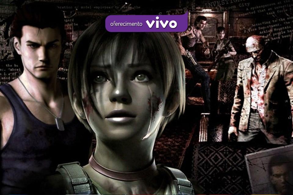 Imagem de Jogamos: Resident Evil 0 HD quer resgatar as origens do survival horror no tecmundo