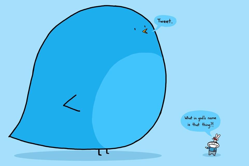 Imagem de Como fazer para o Twitter não lotar sua caixa de email no site TecMundo