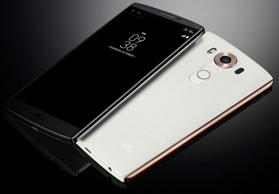 """Imagem de Smartphone LG V10 não será lançado no Brasil """"por enquanto"""" no tecmundo"""