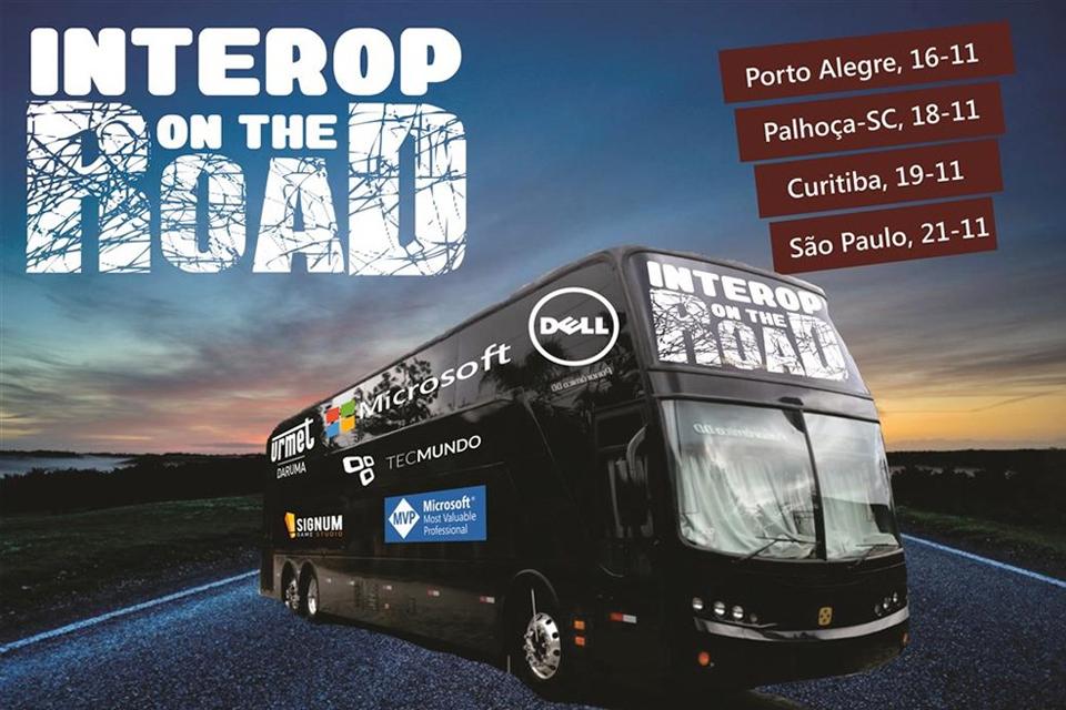Imagem de Conheça Interop on The Road, evento móvel focado em Microsoft e Open Source no tecmundo
