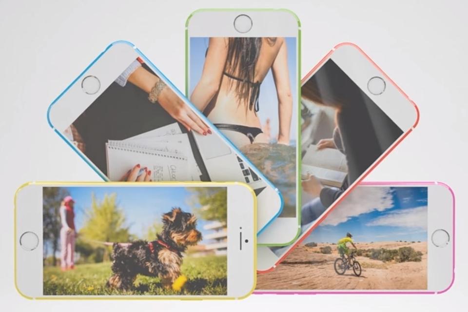 Imagem de iPhone 6c chega em fevereiro de 2016 com carcaça de metal [rumor] no tecmundo