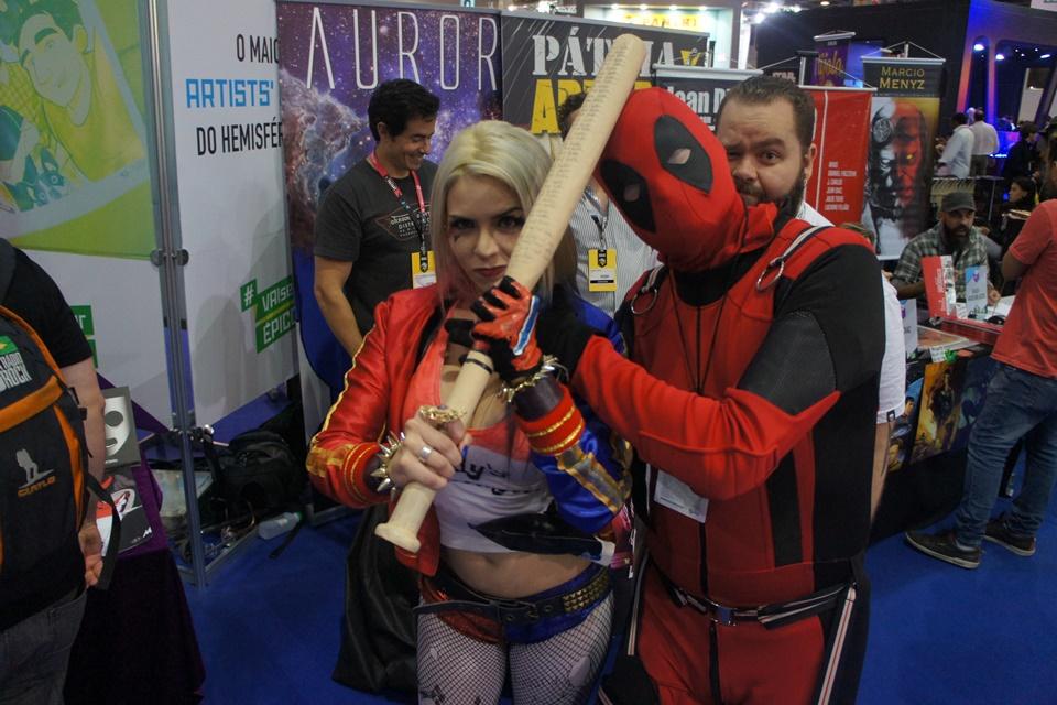 Imagem de Estamos na Comic Con Experience: confira as principais atrações do evento no tecmundo