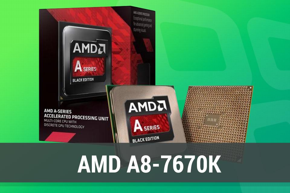 Imagem de Análise: APU AMD A8-7670K no tecmundo