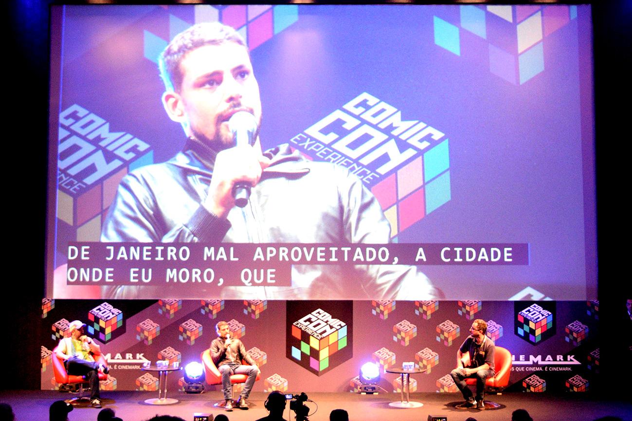 Imagem de CCXP traz Cauã Reymond para painel de Reza a Lenda, o 'Mad Max brasileiro' no tecmundo