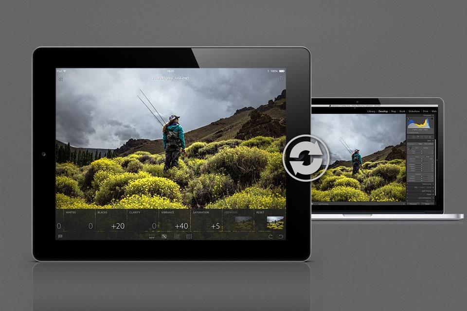Imagem de Adobe Lightroom grátis para Android e iOS no tecmundo