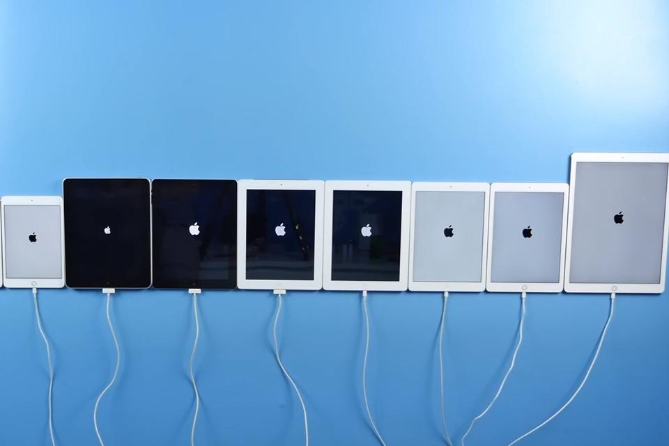 Imagem de Teste de desempenho coloca o iPad Pro contra todos os iPads anteriores no tecmundo