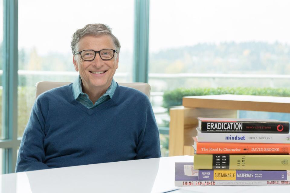 Imagem de Bill Gates lista quais os seus 6 livros favoritos de 2015 no tecmundo