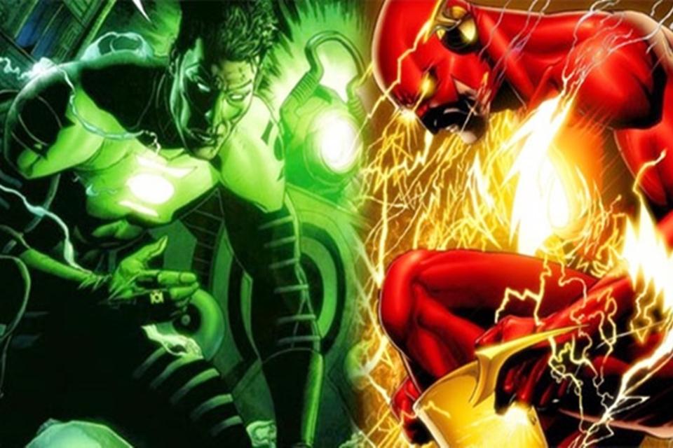 Imagem de Grandes nomes da DC discutem filmes e seriados do Flash e do Lanterna Verde no tecmundo
