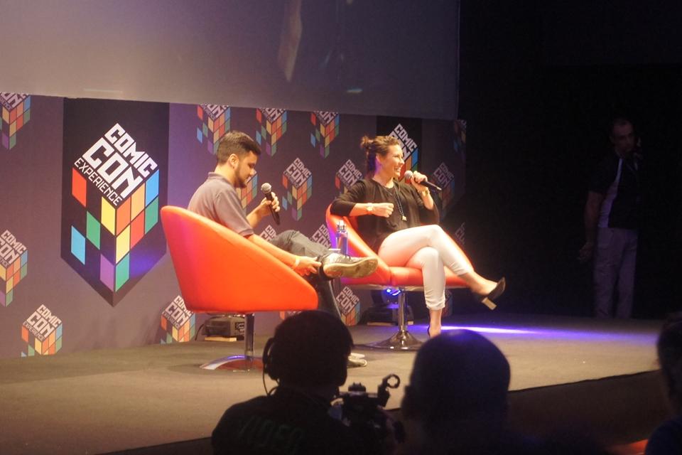 Imagem de Evangeline Lilly fala sobre Lost, futuro de Homem-Formiga e mais na CCXP no tecmundo