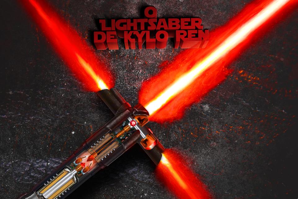 Imagem de O sabre de Kylo Ren: a anatomia do lightsaber mais mortal das galáxias no tecmundo