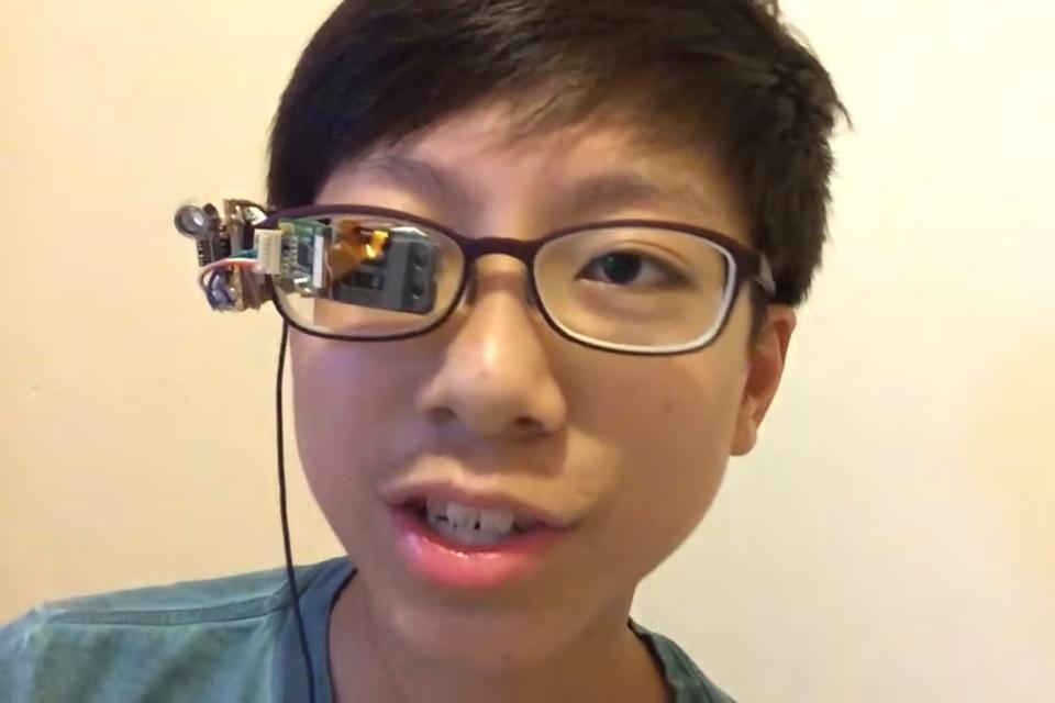 Imagem de Garoto chinês de 13 anos cria um protótipo de óculos smart com Arduino no tecmundo