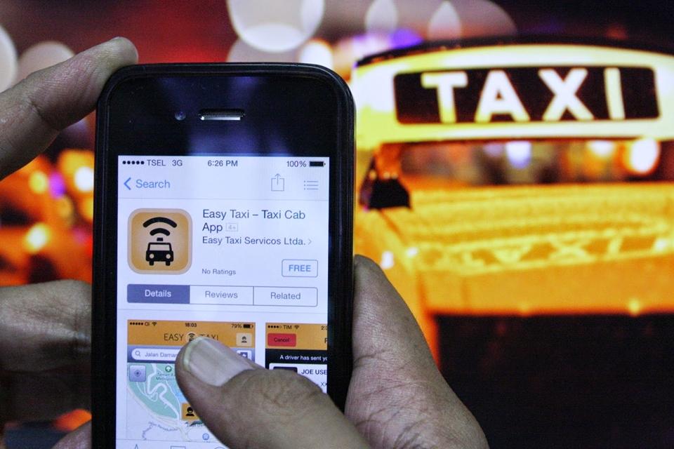 Imagem de Promoção: usuários da Samsung podem ganhar corrida de graça com Easy Taxi no tecmundo