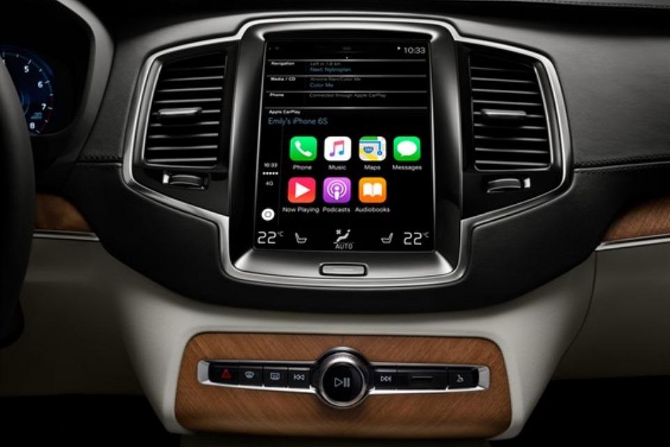 Imagem de Apple CarPlay chega ao novo Volvo XC90 [vídeo] no tecmundo