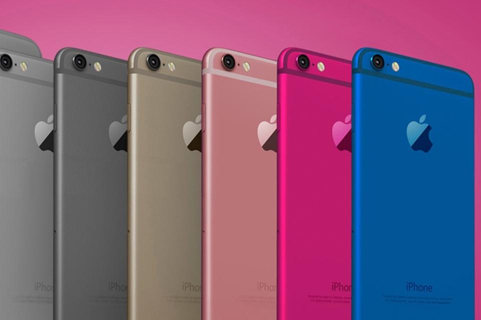 Imagem de Rosa e azul: imagens revelam as possíveis novas cores do iPhone 6c [rumor] no tecmundo