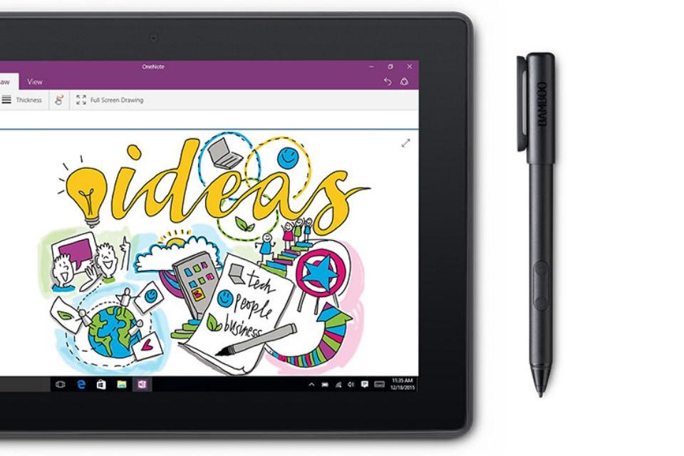 Imagem de CES 2016: Wacom anuncia stylus compatível com dispositivos Windows 2-em-1 no tecmundo