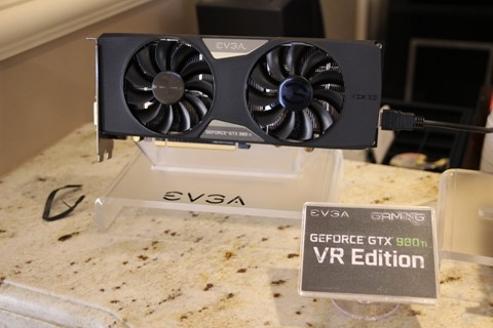 Imagem de EVGA apresenta a GTX 980 Ti VR Edition na CES 2016 no tecmundo