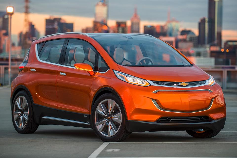 Imagem de Chevrolet Bolt: edição 2017 do carro elétrico é apresentada pela GM no tecmundo